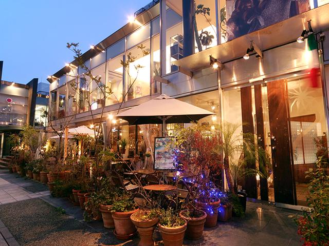 フラミンゴカフェ グラッセリア青山 フラミンゴカフェグラッセリア